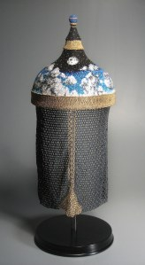 Grigsby Beadwork - Helmet - Air (back)