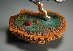 Grigsby Beadwork - Piece of Pennsylvania (view 2)