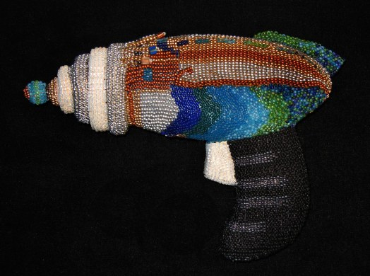 Grigsby Beadwork - Raygun